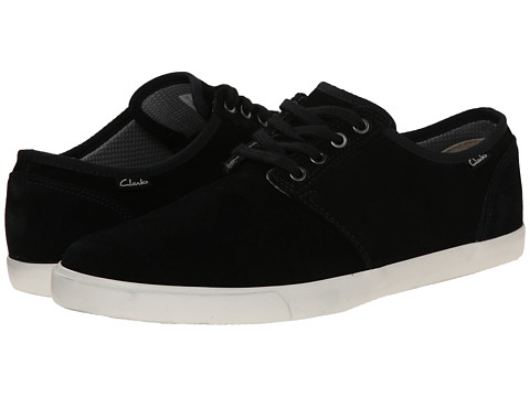 Clarks - Torbay Lace (Black) Men's Shoes