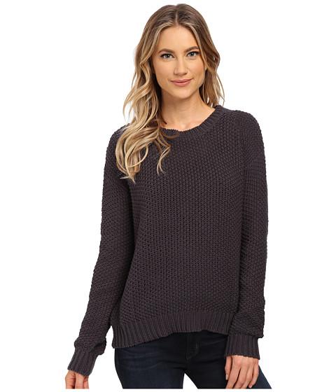 Billabong - Love Me Knot Sweater (Off Black) Women's Sweater