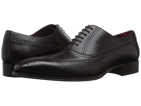 Mezlan - Lugano (Brown) Men's Lace Up Wing Tip Shoes