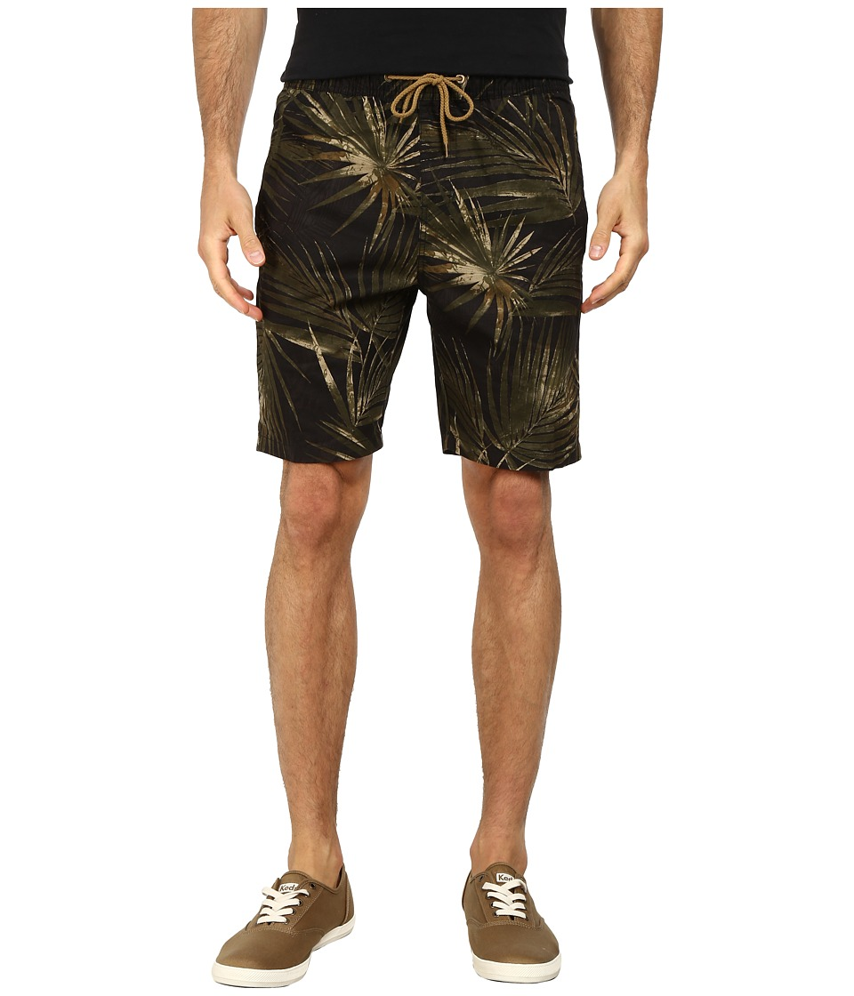 Billabong - Palmdale Elastic Shorts (Camo) Men's Shorts