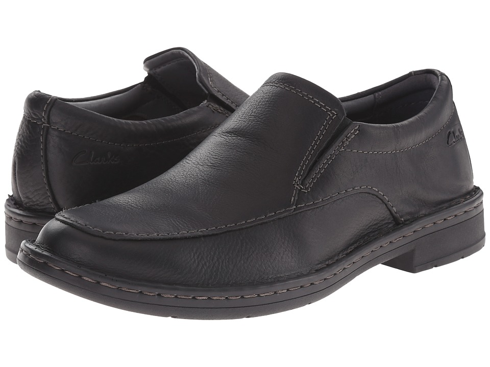 Clarks - Kyros Free (Black) Men's Shoes