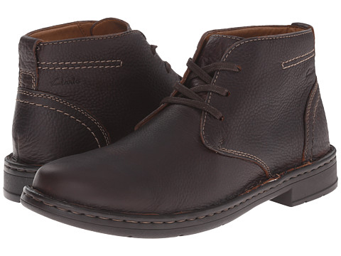 Clarks - Kyros Limit (Brown) Men's Shoes