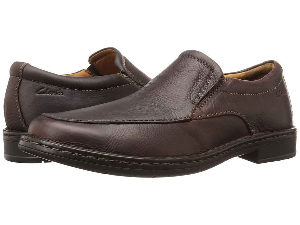 Clarks - Kyros Free (Brown) Men's Shoes
