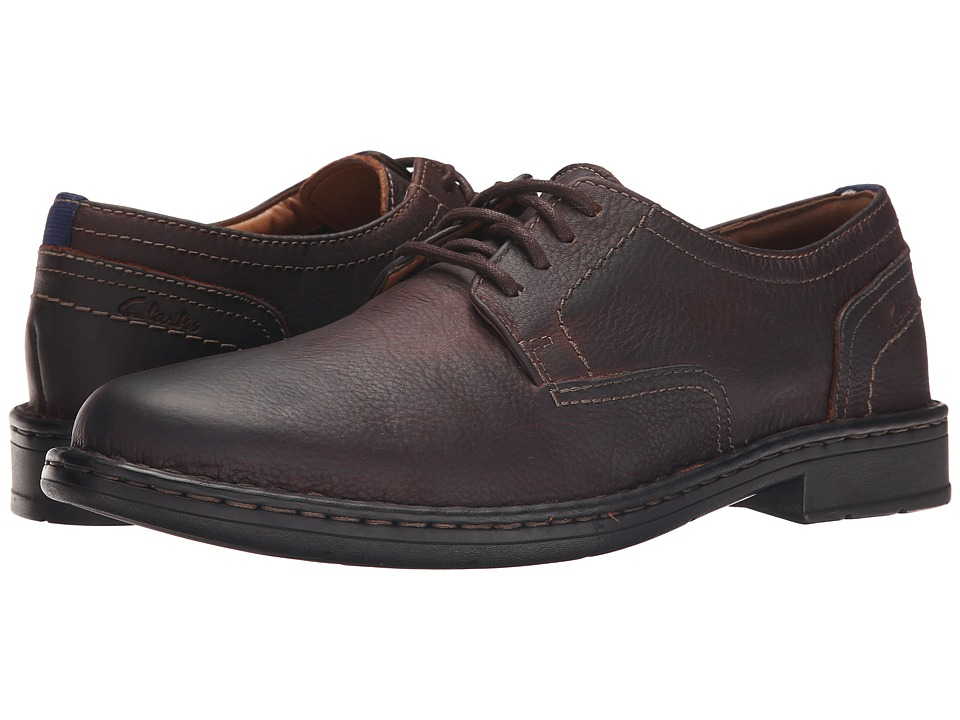 Clarks Kyros Plain (Brown) Men