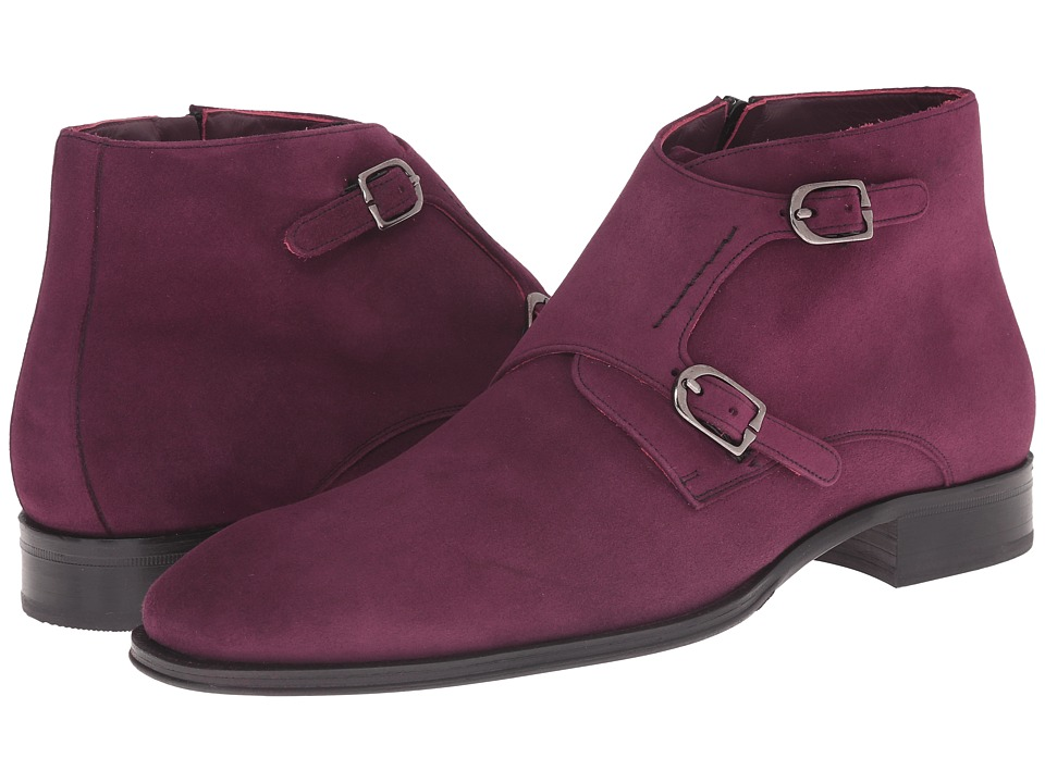 Mezlan - Grenoble (Grape) Men's Boots