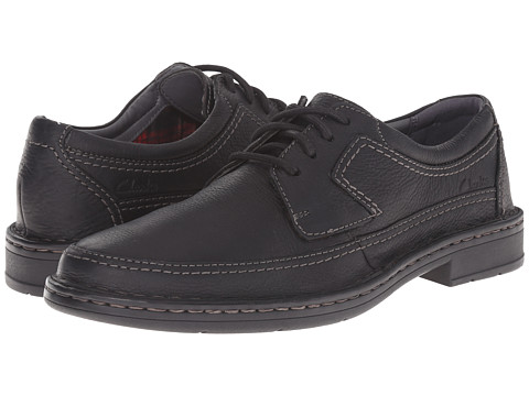 Clarks - Kyros Edge (Black) Men