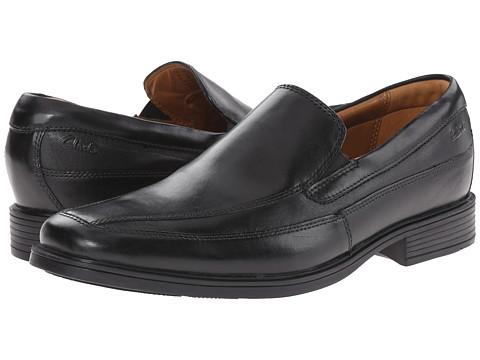 Clarks - Tilden Free (Black) Men's Shoes