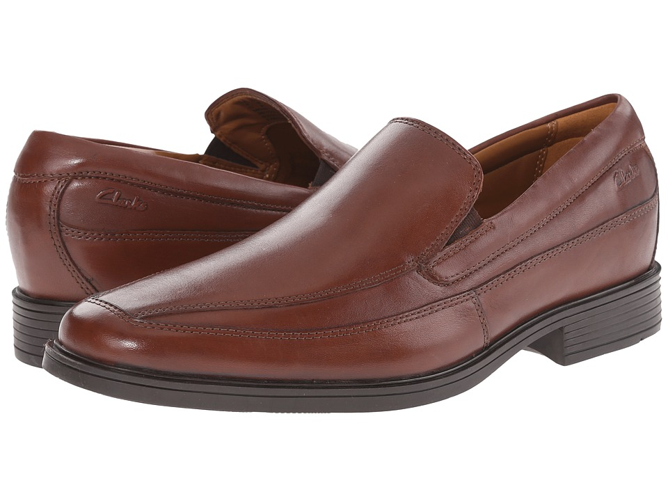 Clarks - Tilden Free (Brown) Men's Shoes