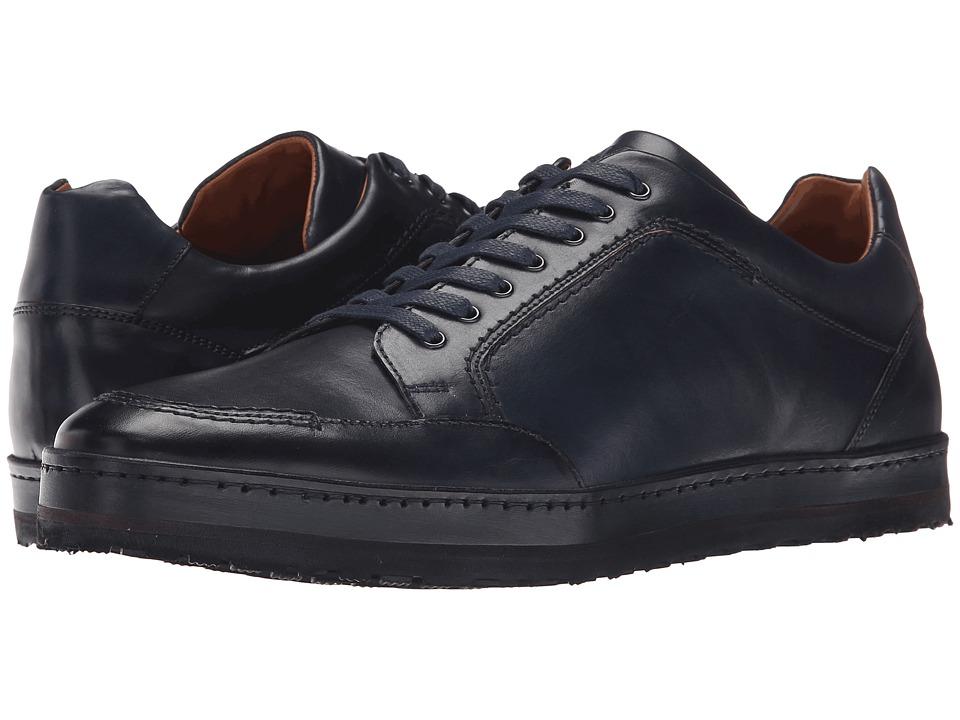 Mezlan - Frankfurt (Blue) Men's Lace up casual Shoes
