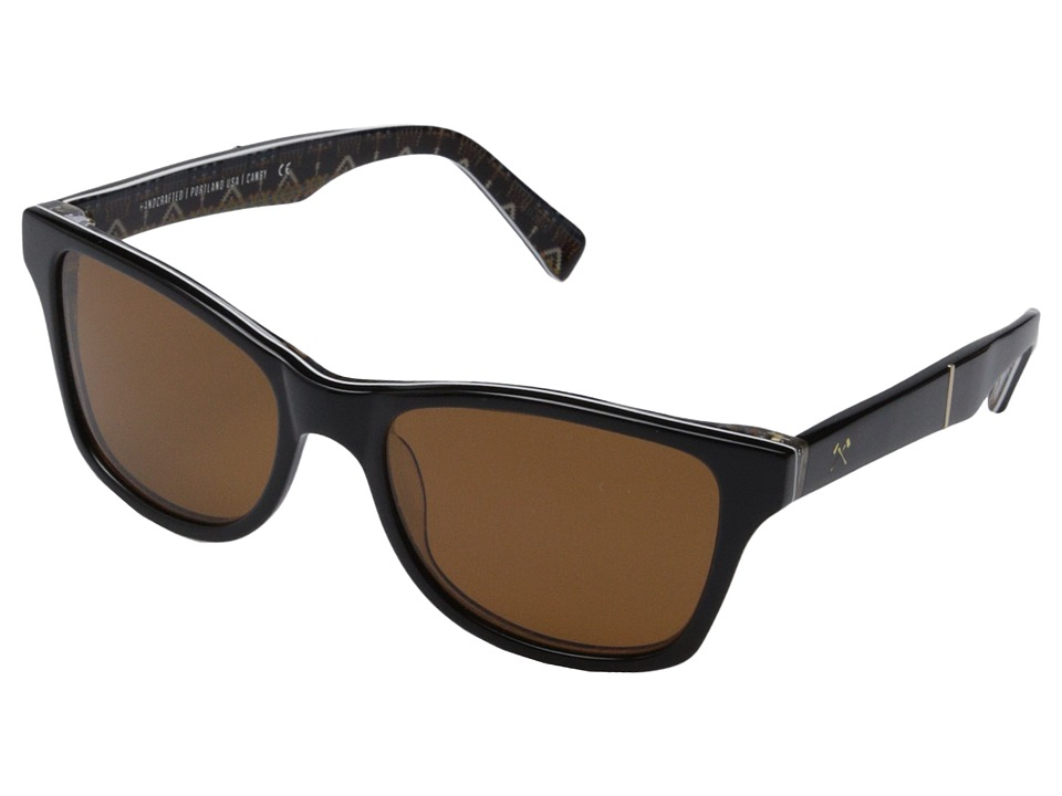 Shwood - Canby Pendleton Collection (Rancho Arroyo/Brown Polarized) Fashion Sunglasses