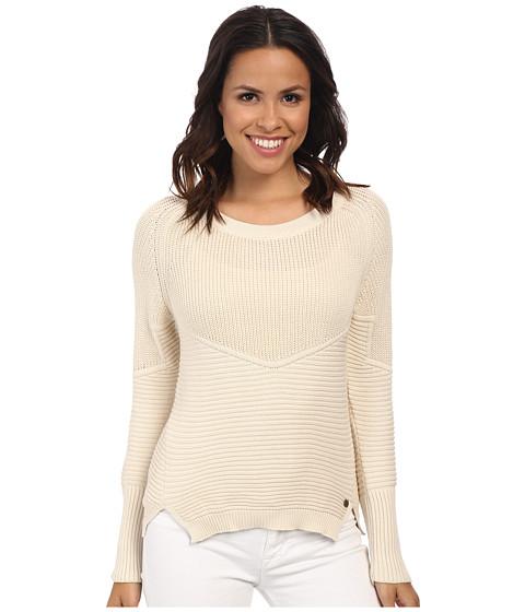 Mavi Jeans - Long Sleeve Sweater (Ecru) Women's Sweater