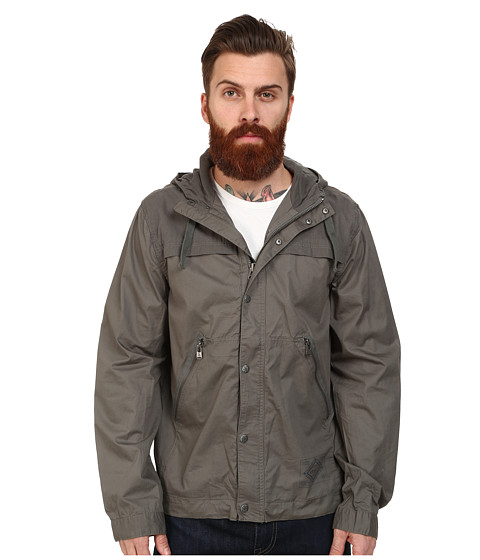Mavi Jeans - Hooded Jacket (Olive Green) Men