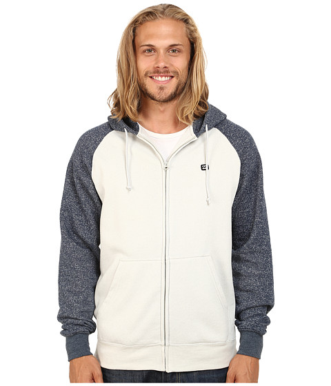 Billabong - Balance Zip-Up Hoodie (Stone) Men