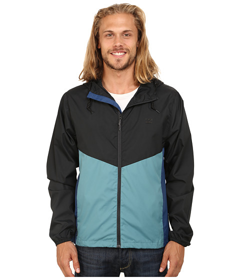 Billabong - New Force Jacket (Hydro) Men's Coat