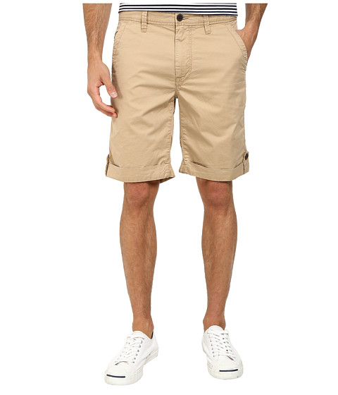 Mavi Jeans - Chino Shorts (Dark Beige) Men's Shorts