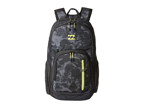 Billabong - Command Backpack (Black) Backpack Bags