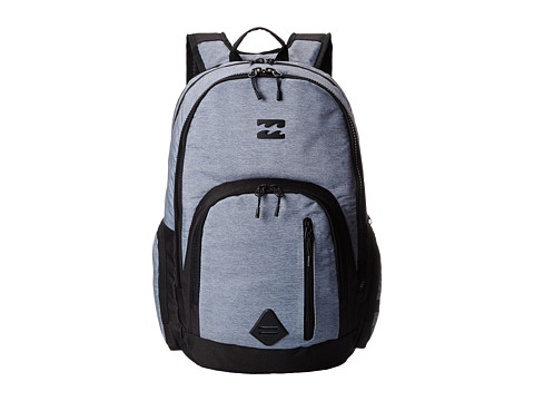Billabong - Command Backpack (Heather) Backpack Bags