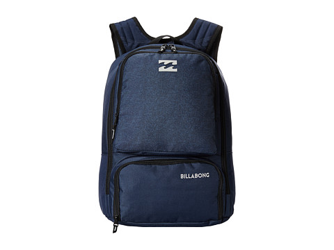 Billabong - Juggernaught Backpack (Navy) Backpack Bags