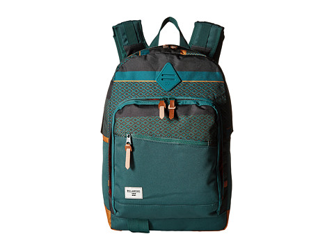 Billabong - York Backpack (Emerald) Backpack Bags