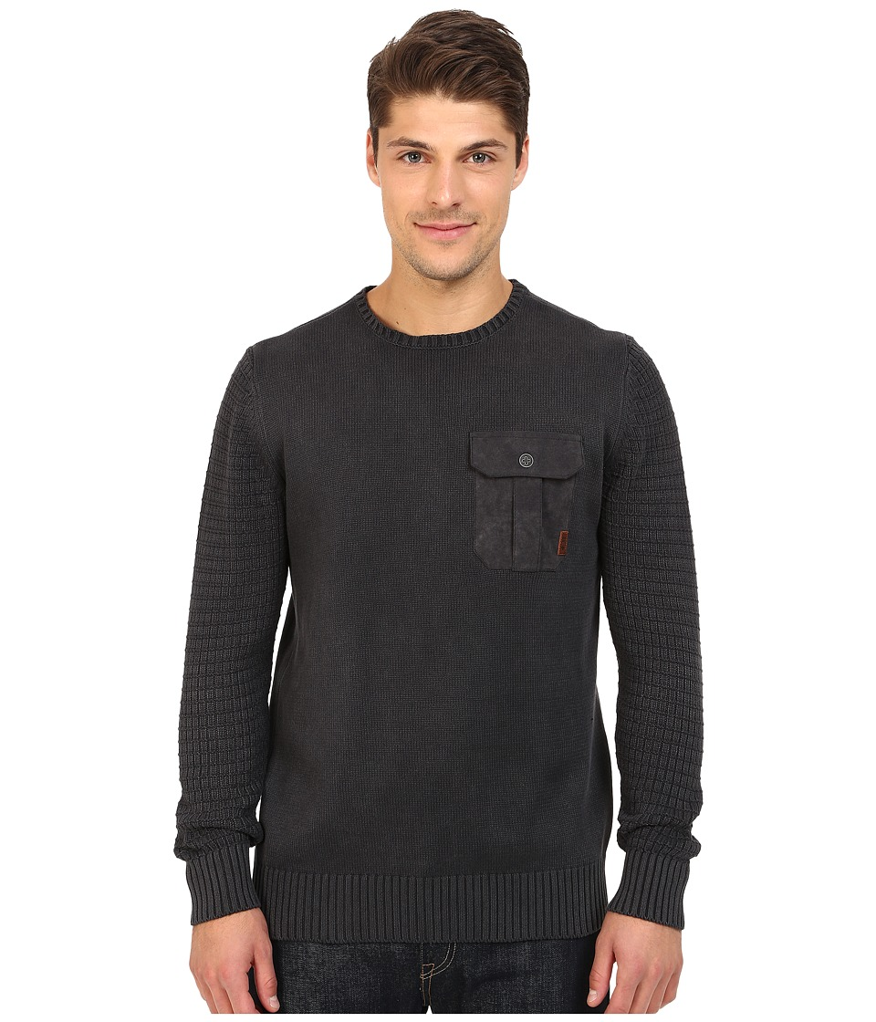 Billabong - Flight Sweater (Black) Men