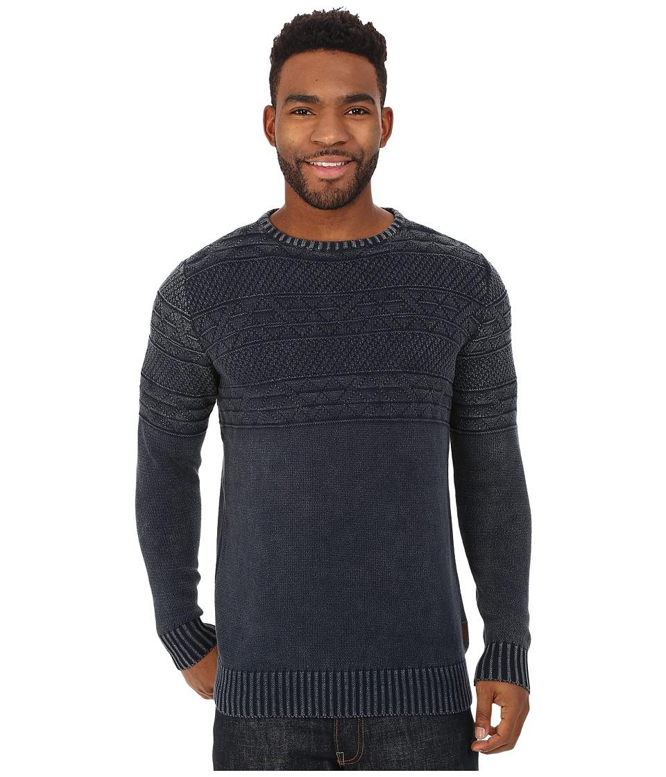 Billabong - Hudson Sweater (Indigo) Men's Sweater