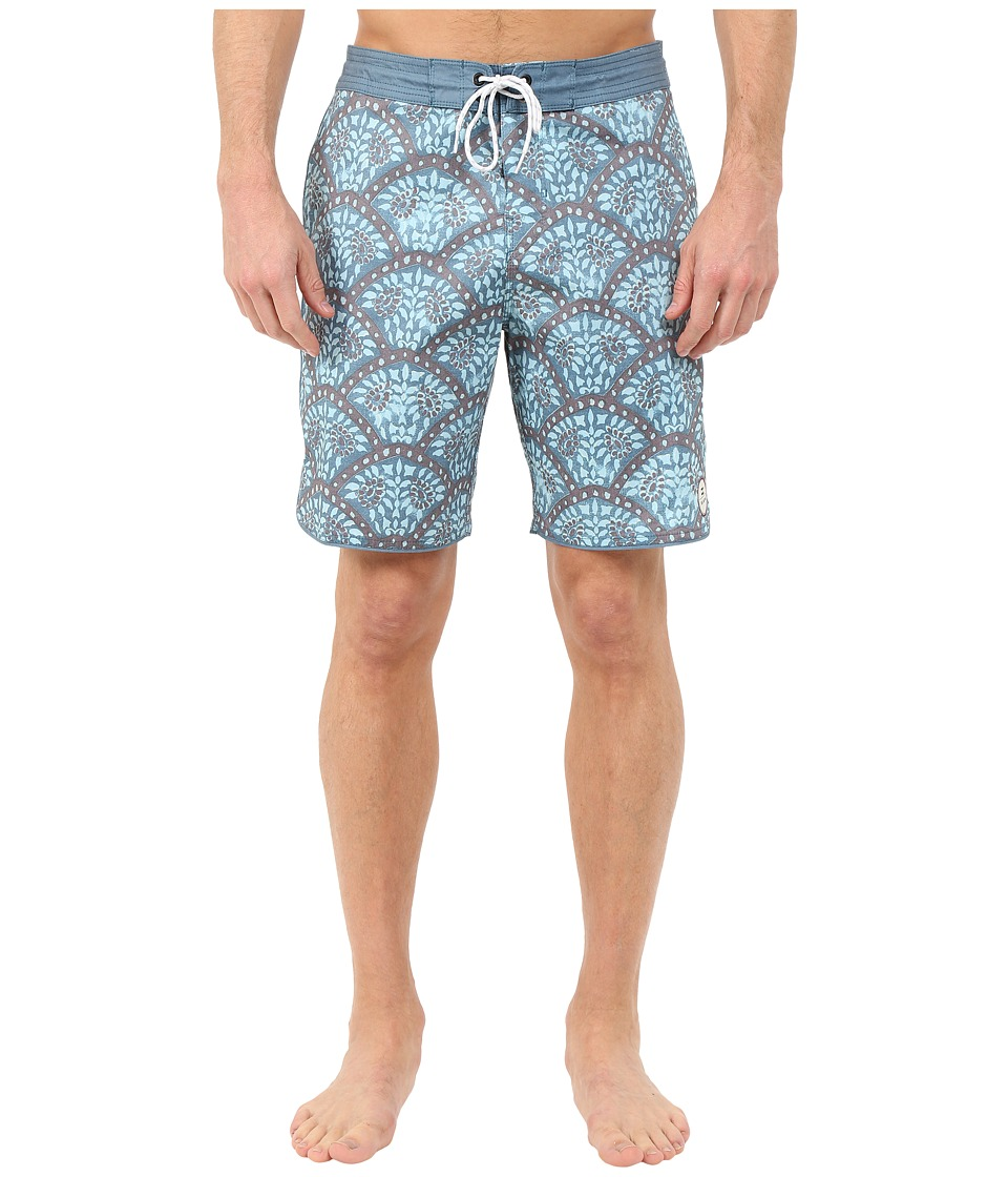 Billabong - Layback Pack Boardshorts (Blue) Men