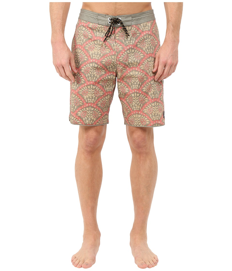 Billabong - Layback Pack Boardshorts (Wheat) Men