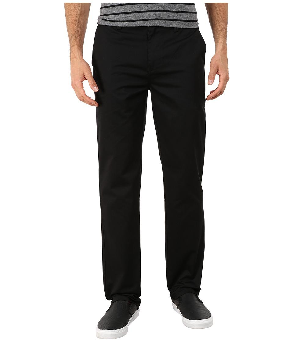 Billabong - Carter Chino Pants (Black) Men's Casual Pants