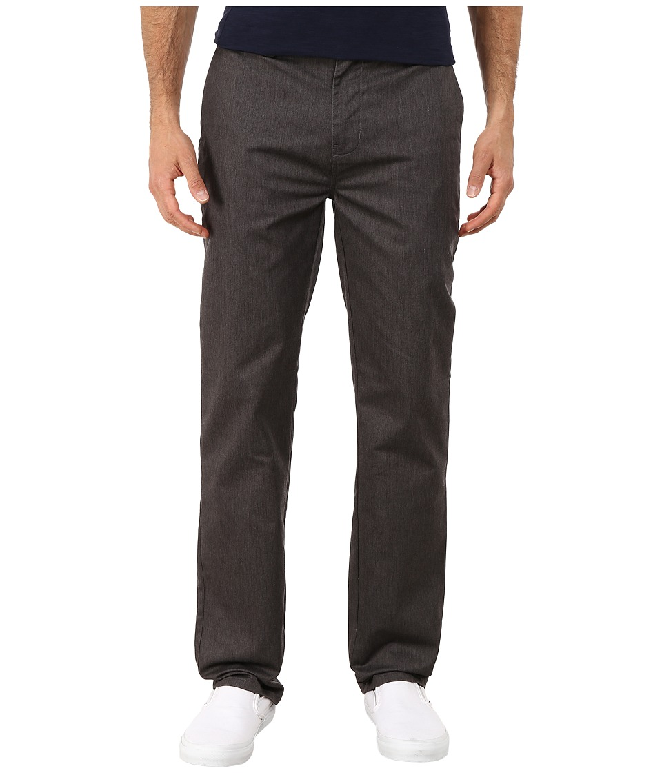 Billabong - Carter Chino Pants (Charcoal Heather) Men's Casual Pants