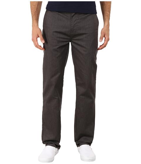 Billabong - Carter Chino Pants (Charcoal Heather) Men's Casual Pants