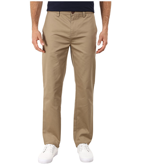 Billabong - Carter Chino Pants (Dark Khaki) Men's Casual Pants