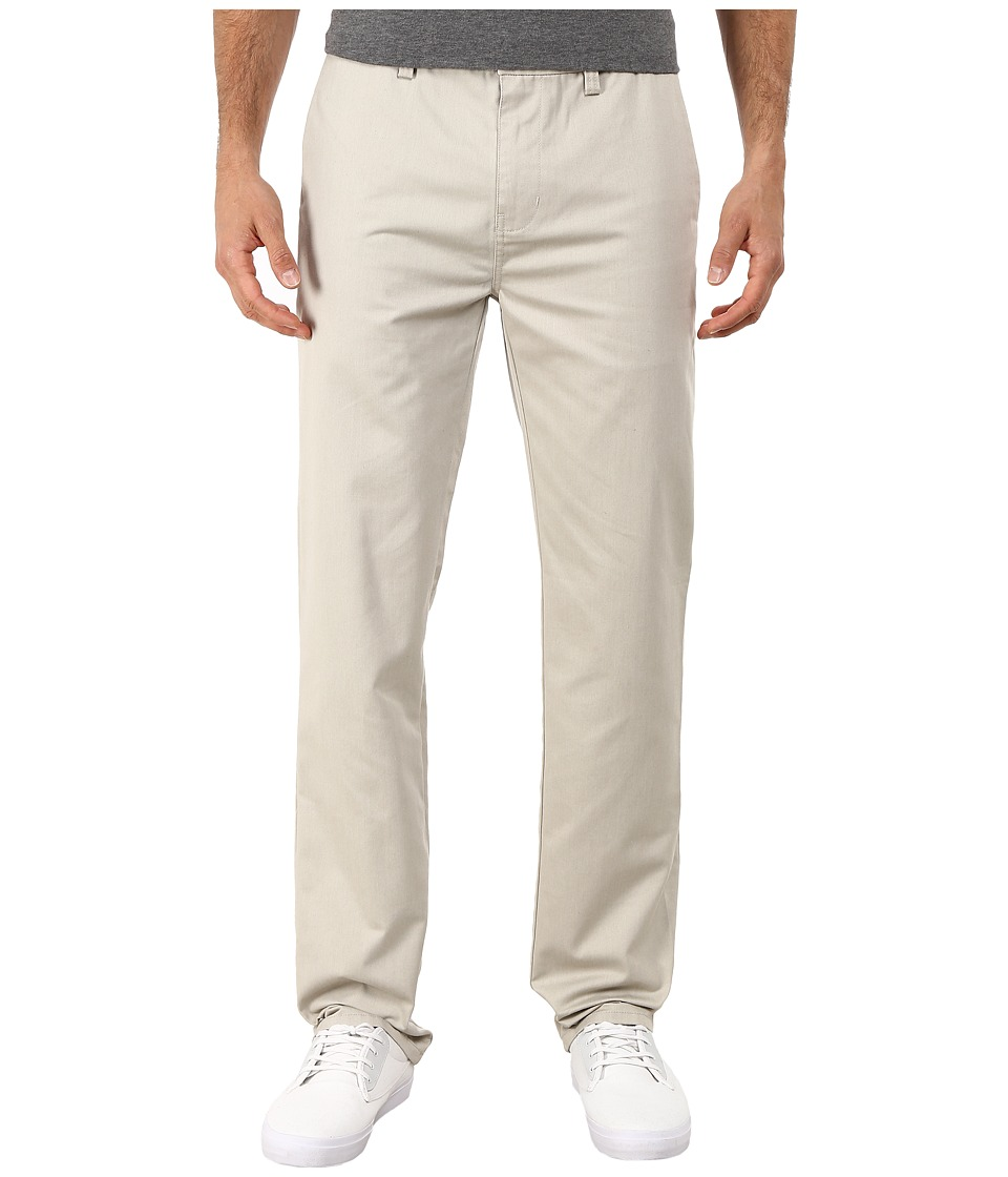 Billabong - Carter Chino Pants (Stone Heather) Men's Casual Pants