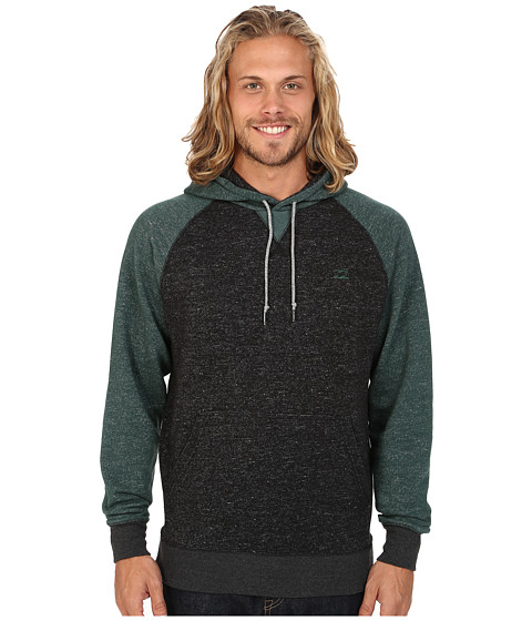 Billabong - Balance Pullover Hoodie (Emerald Heather) Men