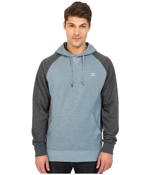 Billabong - Balance Pullover Hoodie (Petrol Heather) Men's Sweatshirt