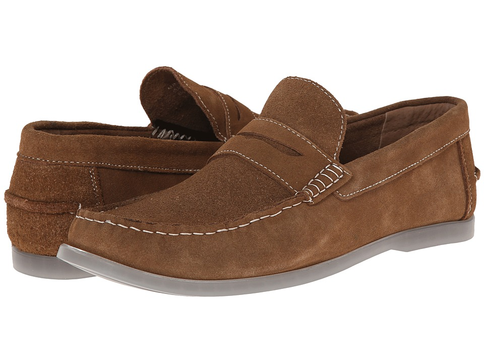 Bass - Keane (Taupe Suede) Men