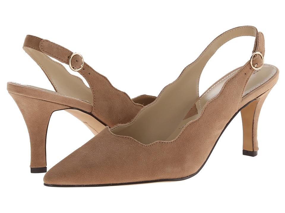 Adrienne Vittadini - Jamye (Cashew Kid Suede) Women's Shoes