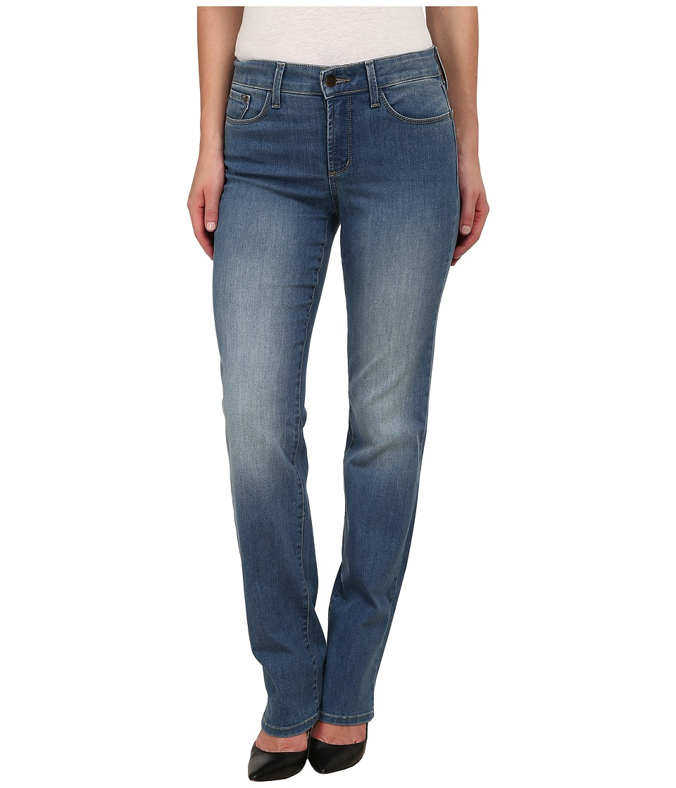NYDJ - Marilyn Straight in Upper Falls (Upper Falls) Women's Jeans