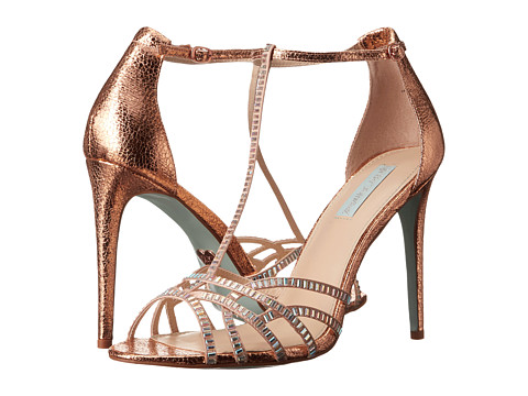 Blue by Betsey Johnson - Ruby (Rose Gold) High Heels