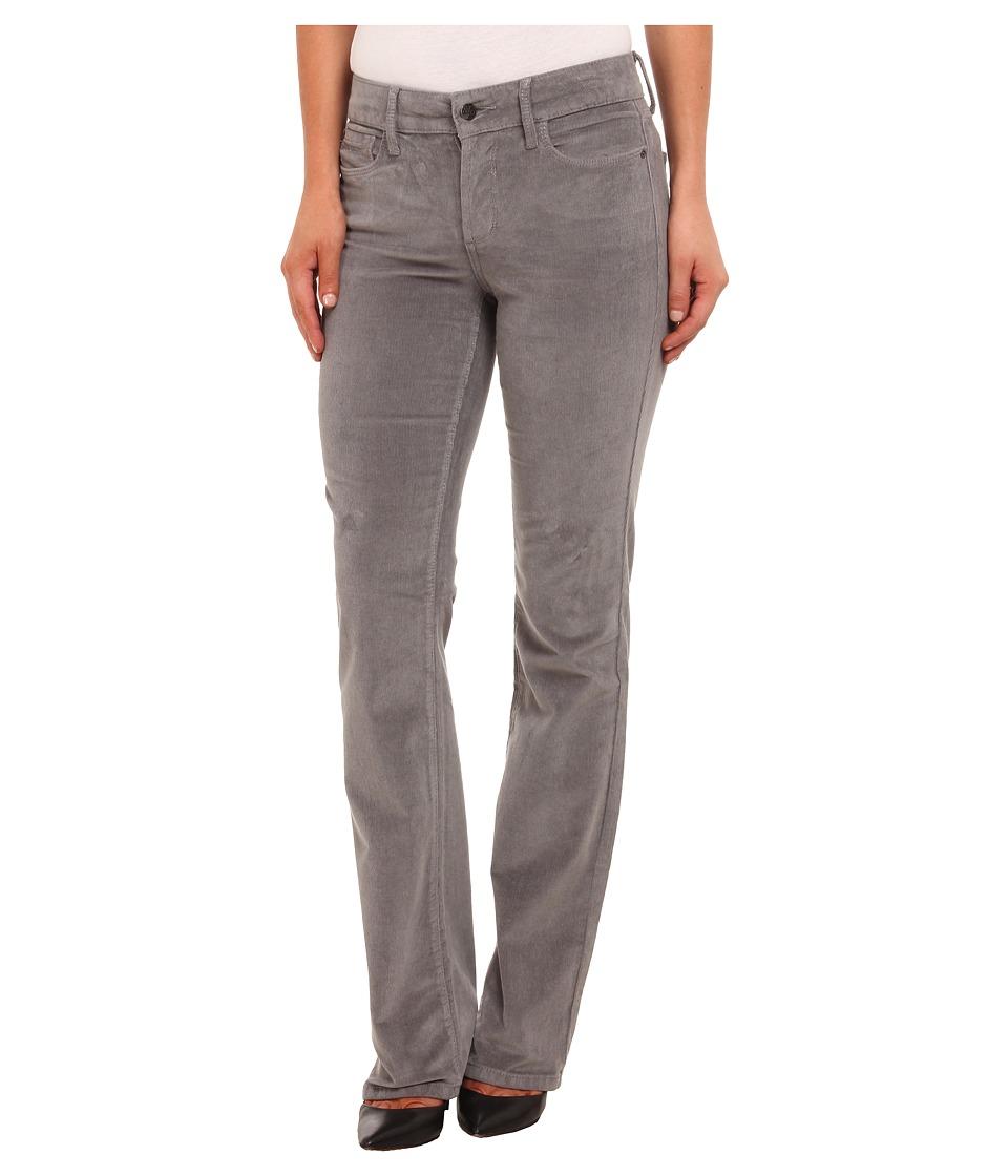NYDJ - Barbara Bootcut Corduroy (River Rock) Women's Casual Pants