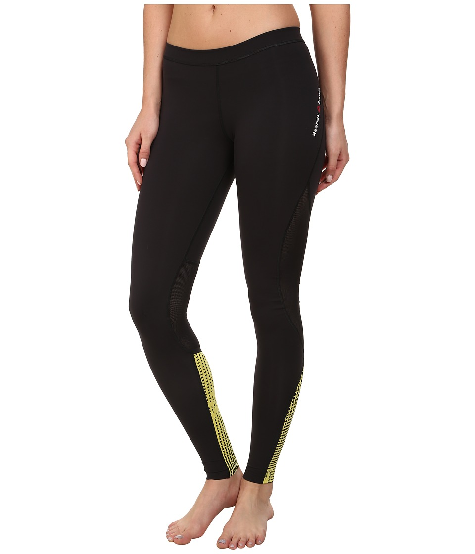 Reebok - CrossFit(r) Compression Tight (Black 1) Women's Casual Pants