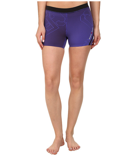 Reebok - CrossFit Bootie Short (Squire Purple) Women