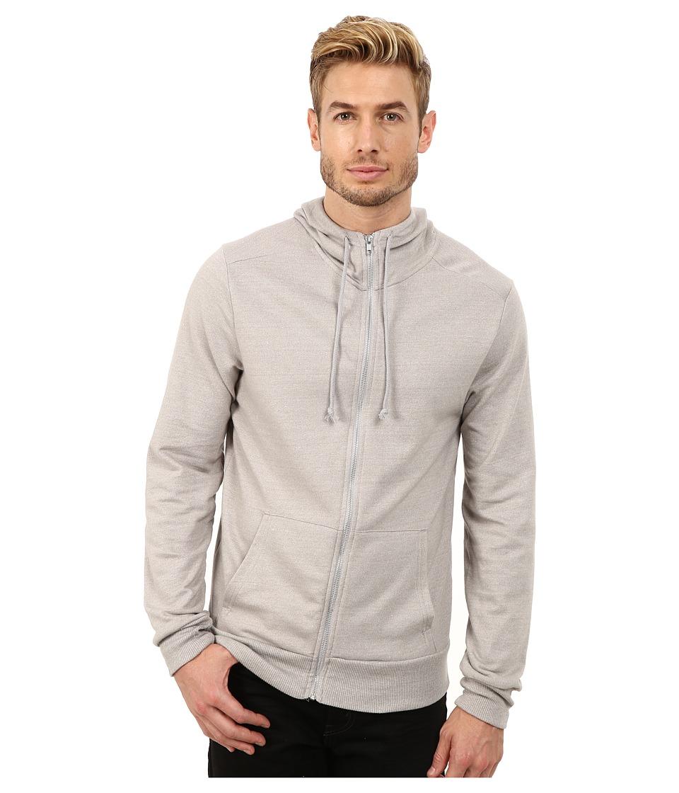 Alternative - Mock Rocky Hoodie (Eco Mock Nickel) Men's Sweatshirt