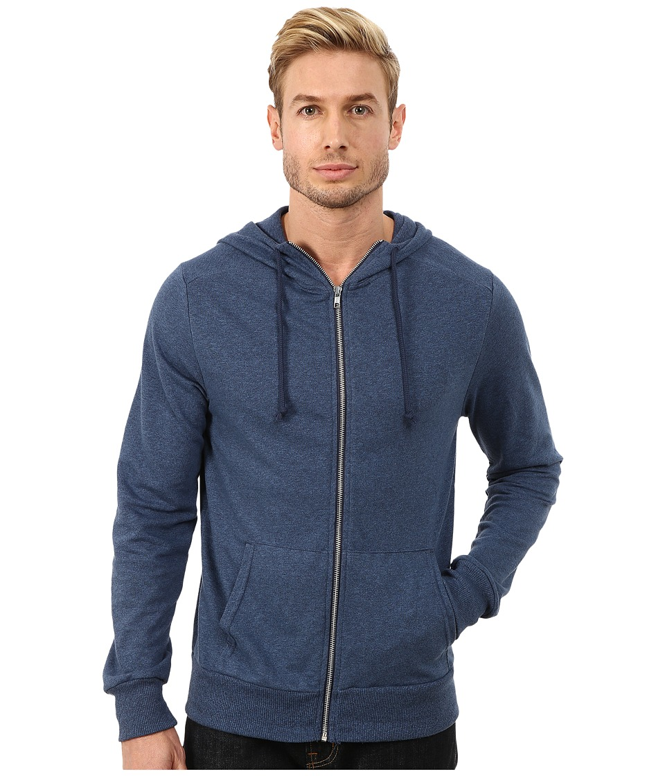 Alternative - Mock Rocky Hoodie (Eco Mock Midnight) Men's Sweatshirt