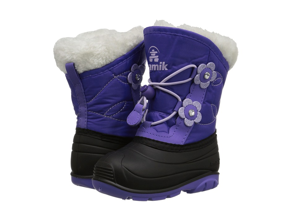 Kamik Kids - Blossom (Toddler) (Lavender 1) Girls Shoes