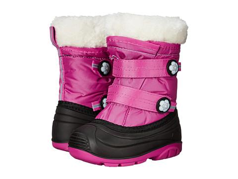 Kamik Kids - Snowjoy (Toddler) (Magenta 1) Girls Shoes