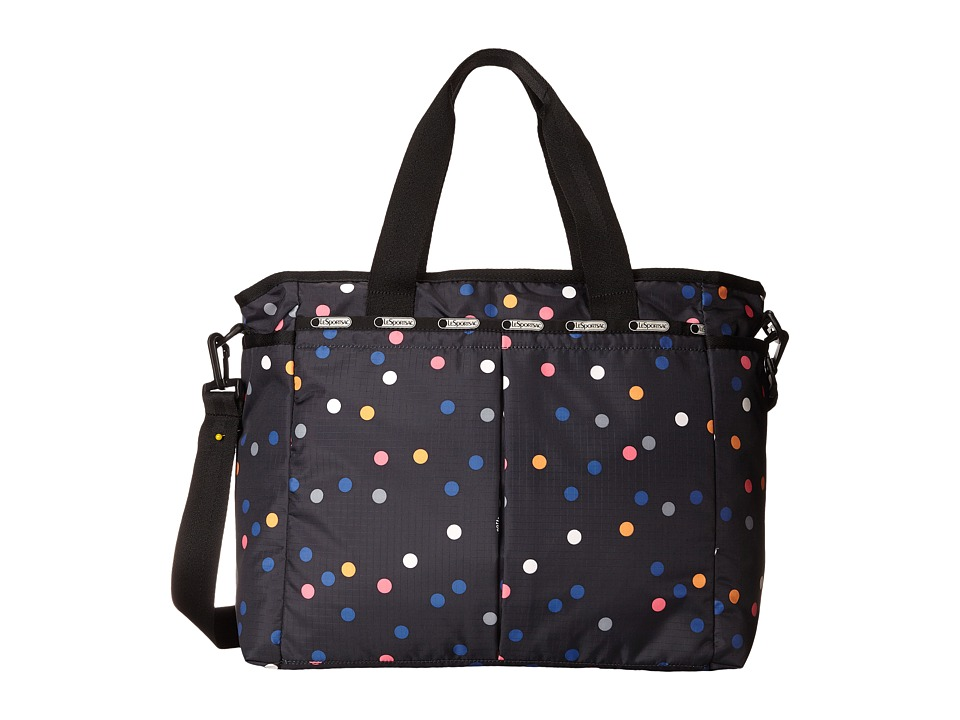 LeSportsac - Ryan Baby Bag (Litho Dot) Diaper Bags