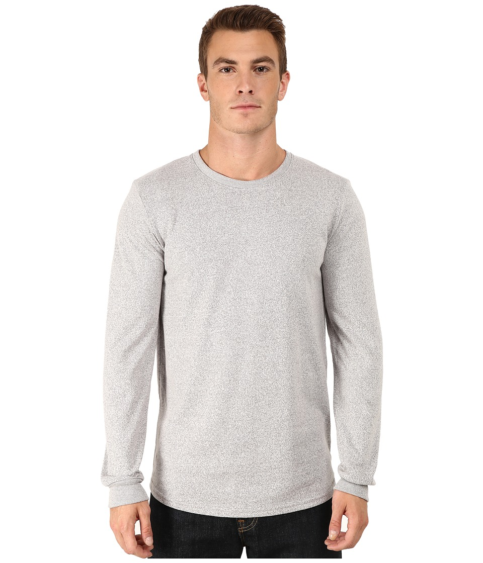 Alternative - Mock Twist Jersey Warm Up Long Sleeve (Eco Mock Nickel) Men's Long Sleeve Pullover