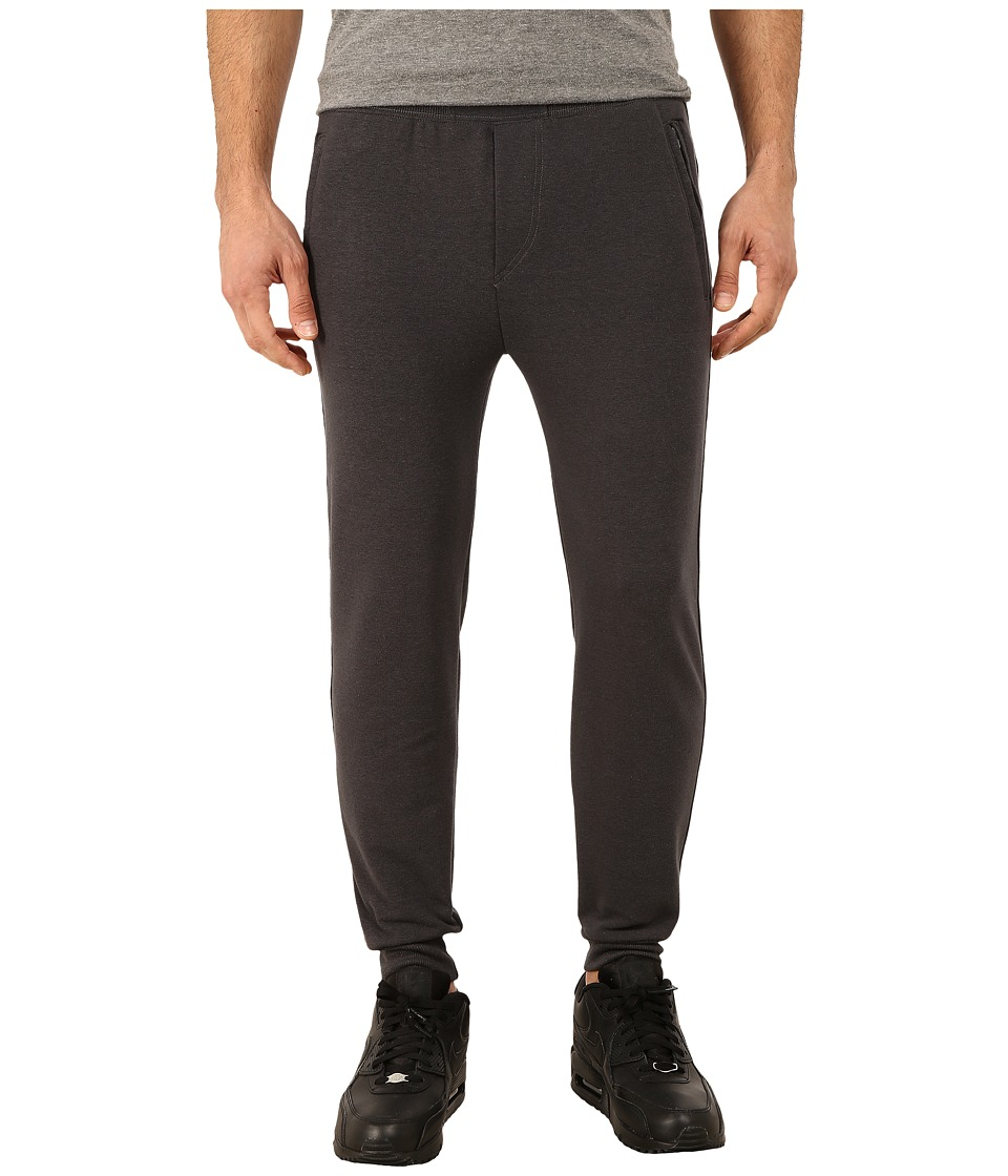Alternative - Eco Stretch Mock Twist Pavement Pants (Eco Black) Men's Casual Pants