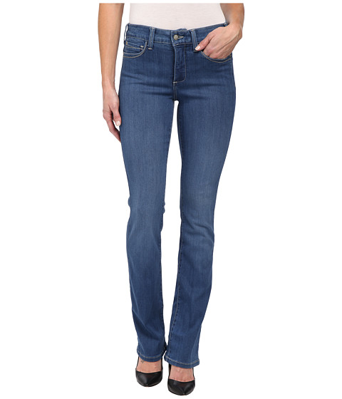 NYDJ - Billie Mini Bootcut Power Stretch (Elwood/Light) Women's Casual Pants