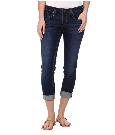 Big Star - Remy Skinny Crop Jeans in Blue (Blue) Women's Jeans
